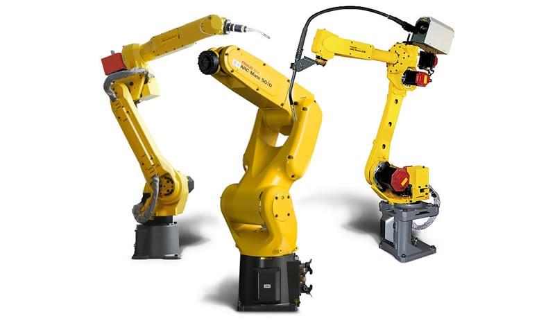 Роботизированные системы Fanuc (Фанук)